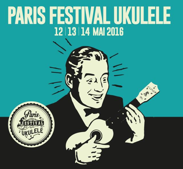 Paris Ukulélé Festival 2016